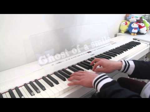 Ghost of a smile - (Project Itoh) Harmony ハーモニー - Egoist (Chelly) - Piano ピアノ