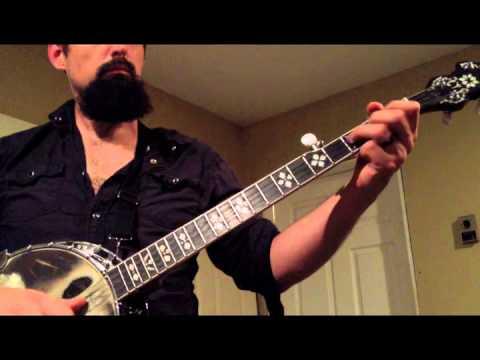 Lackawanna 99- Byrne Klay Clawhammer Banjo