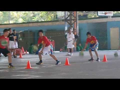 Milo BEST Center Basketball Clinic Level 4 - 6
