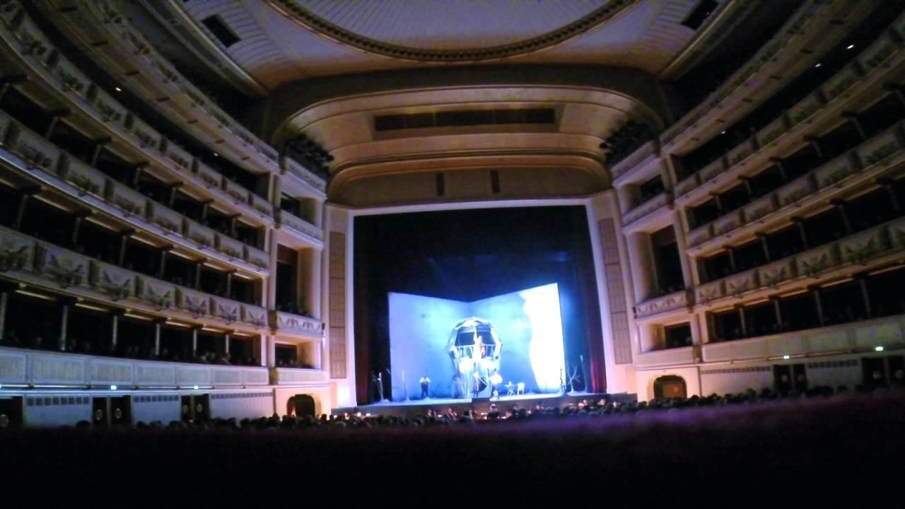 Opera Wien Rigoletto 2015 Youtube