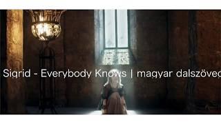 Download Lagu Sigrid - Everybody Knows   magyar dalszöveg Mp3