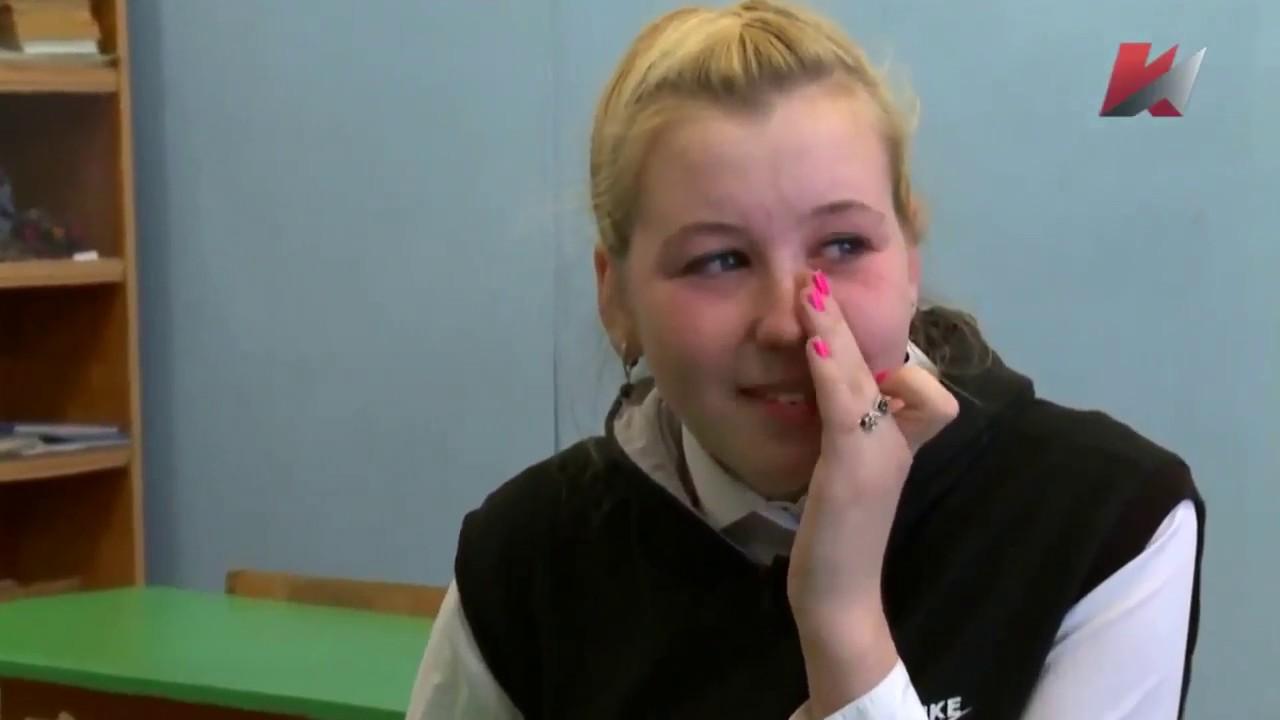 Девочка вынесла приговор российской власти