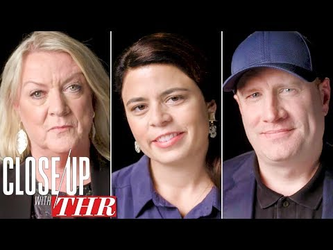 Producers Roundtable: Kevin Feige Gabriela Rodriguez Ceci Dempsey Paul Greengrass  Close Up