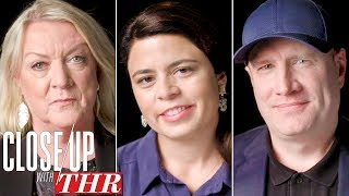 Producers Roundtable: Kevin Feige, Gabriela Rodriguez, Ceci Dempsey, Paul Greengrass | Close Up
