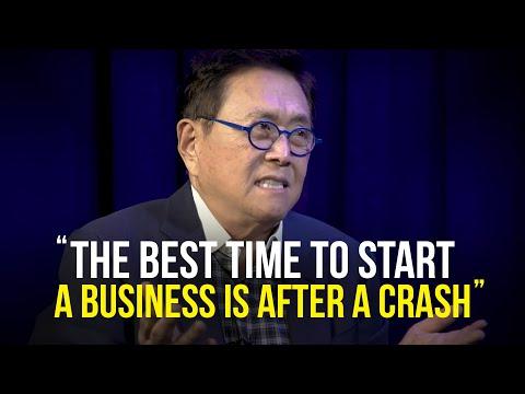 How To Make Money During A Market Crash | Robert Kiyosaki