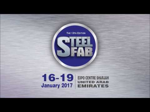 Visit SteelFab 2017 at Expo Centre Sharjah