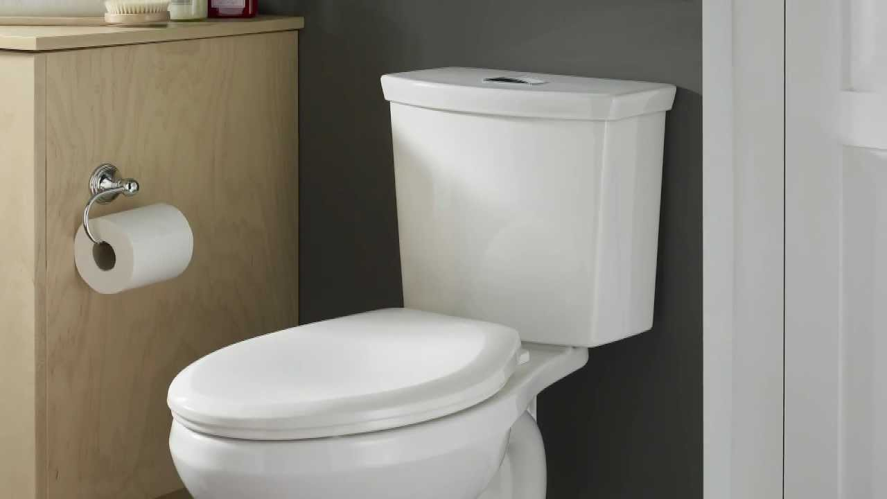 Toilets H2option Dual Flush Right Height Elongated Toilet