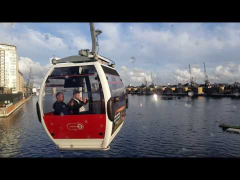 Tamigi.Emirates Cable Car
