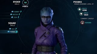 Character Archetypes in Mass Effect