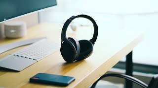 Video BEST HEADPHONES OF 2018! - Best Noise Cancelling Cans! download MP3, 3GP, MP4, WEBM, AVI, FLV Juli 2018