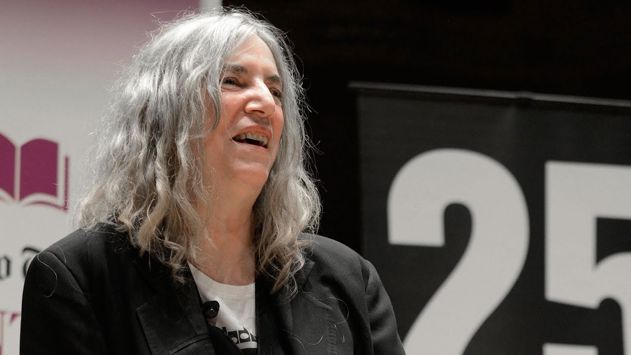 Patti Smith Living At The Chelsea Hotel Youtube