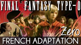 ♈ [French] Zero - Final Fantasy Type-0