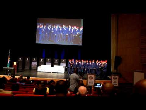 """Cape Malay Choir performs """"Roosa"""" at the 2017 International Population Conference"""