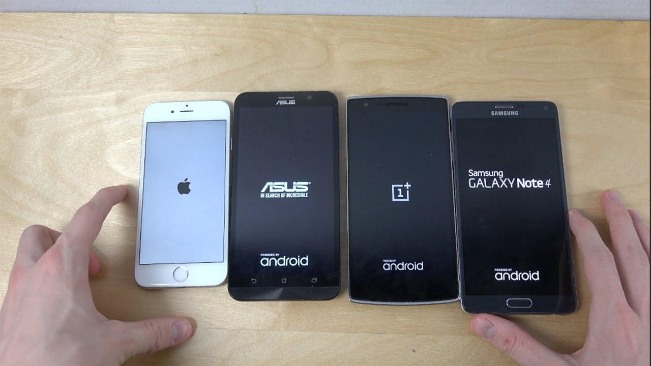 asus zenfone 2 ze601kl vs iphone 7