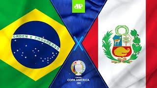 Brasil 4 x 0 Peru - 17/06/2021 - Copa América