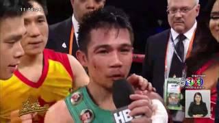 เรื่องเล่าเสาร์-อาทิตย์ 'เจ้าแหลม ศรีสะเกษ' โค่น 'โรมัน กอนซาเลซ' คว้าเข็มขัด WBC กลับไทย