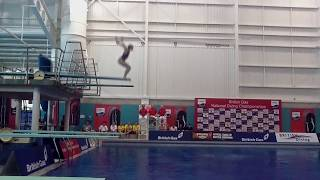 British Gas National Diving Championships 2011 Women