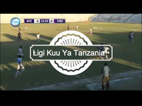 Ligi Kuu Ya Tanzania/African Sport's VS Mbeya City