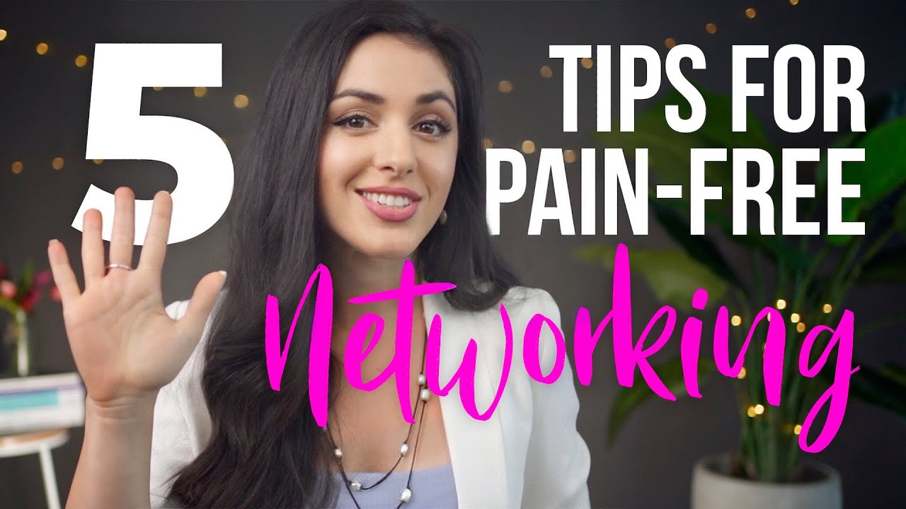 Ep. 24 | 5 Ways to Make Networking Easier - Even if you Hate It!