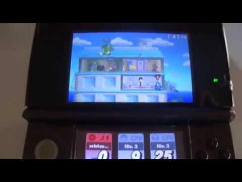 Sky3ds  Nintendo 3DS Demonstração, Atualmente roda na V11.3 (BR)