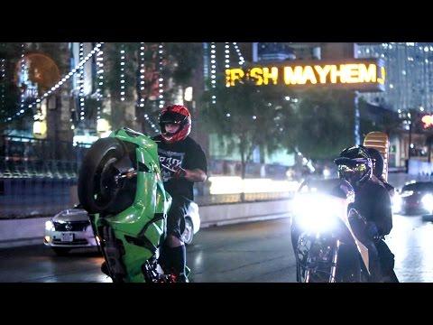 American Boso Street Riding f/ Nick Apex
