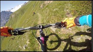 Alpen Thrills Mountain Biking Trip in Swiss-Italian Alps, July 4-11, 2015