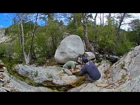 Trout fishing southern california 360 video virtual for Trout fishing southern california