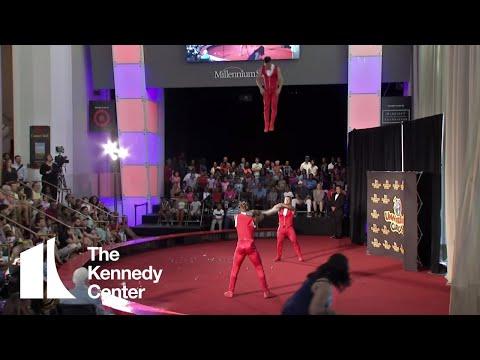 UniverSoul Circus - Millennium Stage (June 25, 2017)