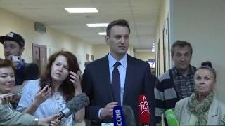 Навальный рассказал о суде с Усмановым