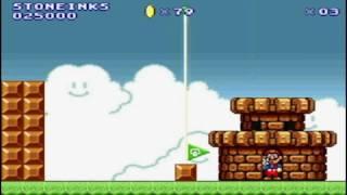 StoneInks Epic Walkthrough: Super Mario Flash V3 pt 2