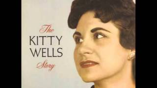 Kitty Wells- If Teardrops Were Pennies (Lyrics in description)- Kitty Wells Greatest Hits