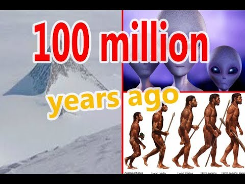 'Snow pyramid discovery' in Antarctic could change the course of HUMAN HISTORY