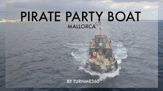 Pirate Party Boat Mallorca