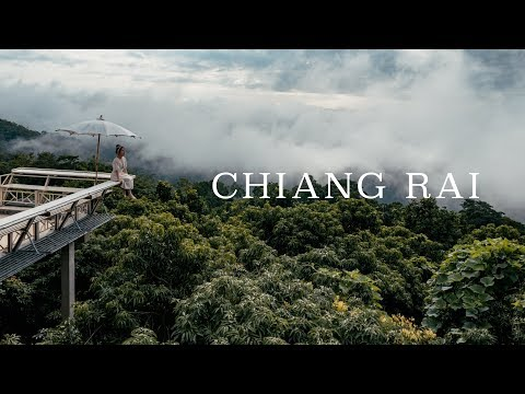 Chiang Rai - The Northernmost City In Thailand! (Travel Video)