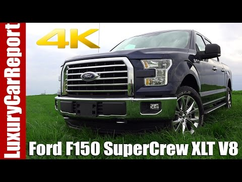 2017-ford-f150-supercrew-xlt---detailed-walkaround,-review-and-test-drive