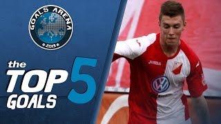 TOP 5 GOALS 29 kolo JSL 2013 14