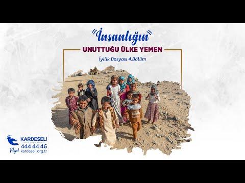 İnsanlığın Unuttuğu Ülke Yemen - İyilik Dosyası 4.Bölüm