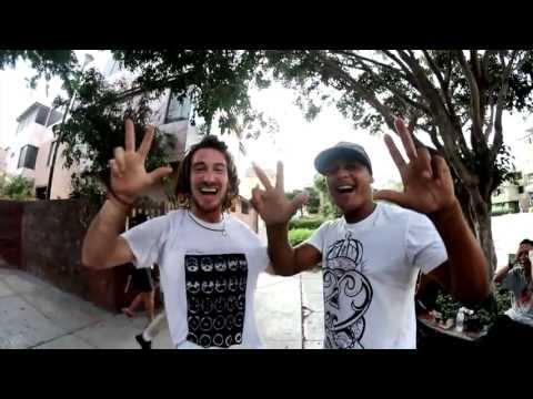 Razors Sud America : Peru : En las calles (In the streets)