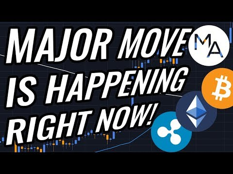 The Next MAJOR MOVE Is Happening RIGHT NOW In Bitcoin & Crypto Markets | Facebook Coin Is Coming
