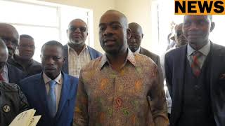 Chamisa : President Ed stolen my TAILOR and elections
