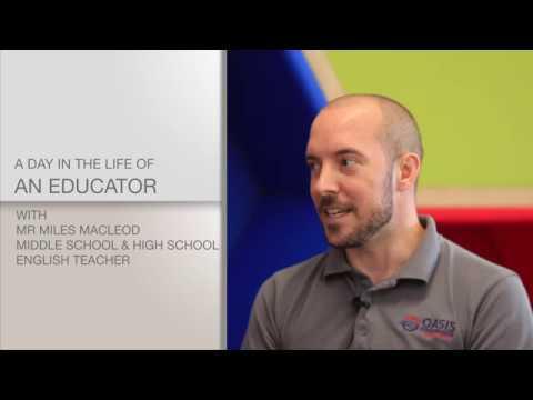 Teacher Profile: Miles Macleod | Education Destination Malaysia