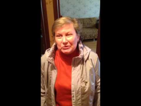 Перевезти больного в Москве - видеоотзыв
