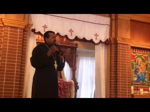Mekane Hiwot Medhanialem church Live Stream
