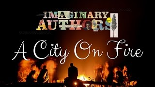 A City on Fire - Imaginary Authors review - Fragrancyblog