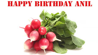 Anil   Fruits & Frutas - Happy Birthday