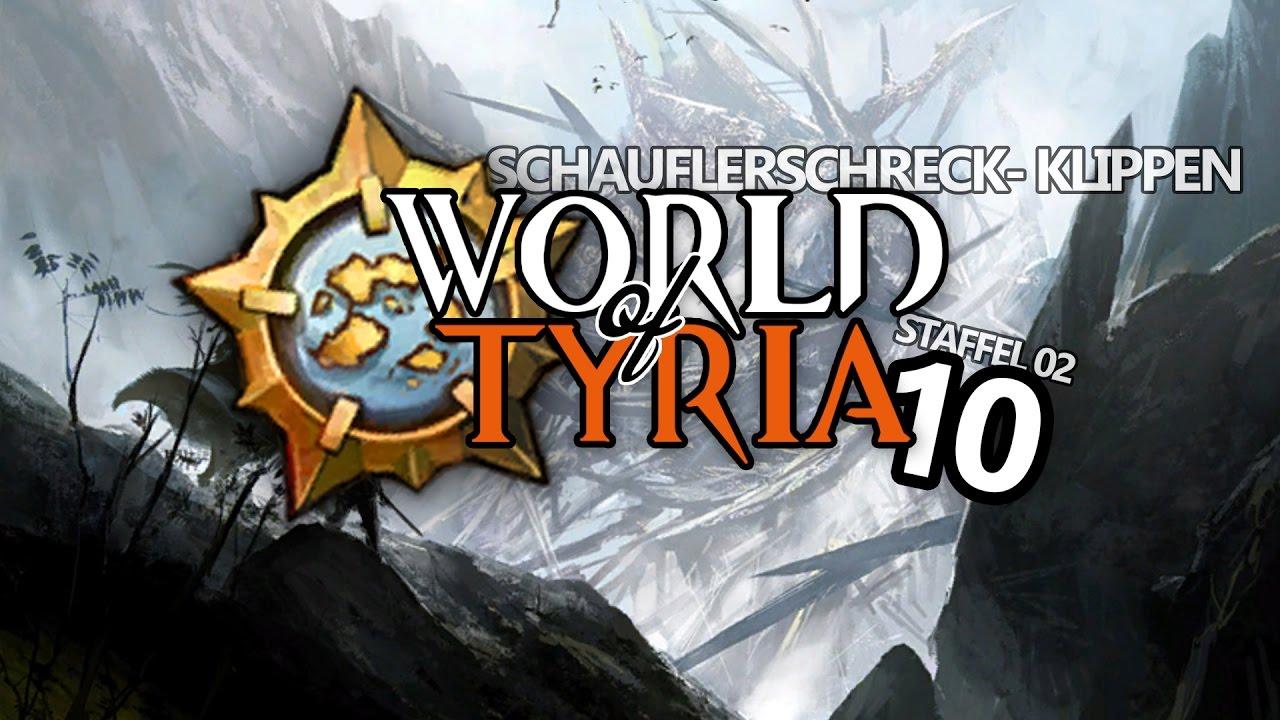 Gw2 Karte.Guild Wars 2 Schauflerschreck Klippen 1 3 100 Karte World Of Tyria Staffel 02 10