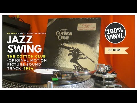 Vintage Jazz - Swing: The Cotton Club (Original Motion Picture Sound Track) 1984
