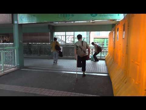 中國職業假乞兒非法搵食