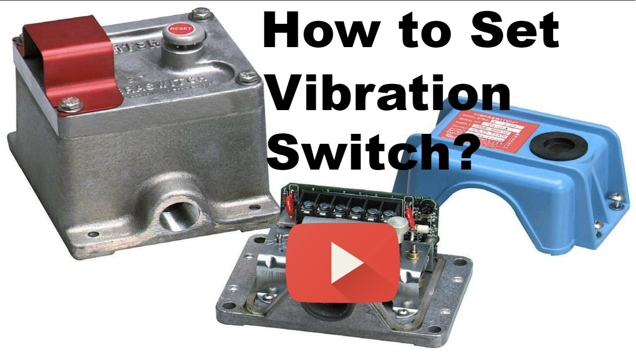 Vibration Protection In Air Compressor Vibration Switch Setting