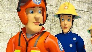 Sam el Bombero en Espanol : Castillos en el Aire \ bomberos 🔥Dibujos animados